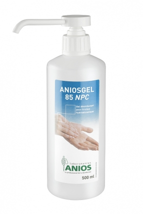 Anios Gel 500 ml + pompka